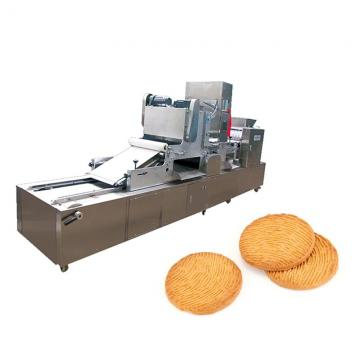 Stainless Steel Small Scale Cookies Making Machine Industry Food Machine