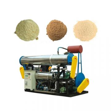 Durable 200-500kg Capacity Animal Food Making Machine To Make Dry Pet Food