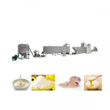 Twin Screw Corn Starch Processing Plant Instant Porridge Baby Food Nutritional Powder