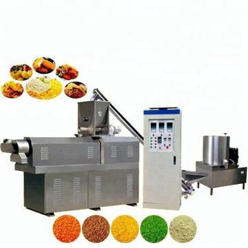 Bread Crumb Extrusion Line Bread Crumbs Making Machine
