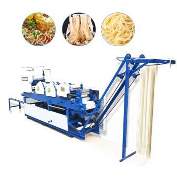 China Automatic Noodle Making Maker Production Line Machine
