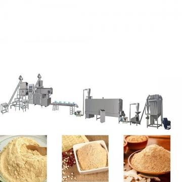 Instant Rice Flour Nutritional Powder Baby Food Making Line Machine