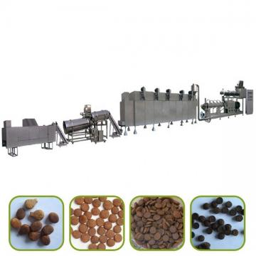 Ce Screw Dry Floating Fish Feed Pellet Production Line