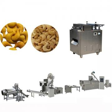 Fully automatic pani puri making machine 3d 2d pellet snack food papad extruder extrusion machine