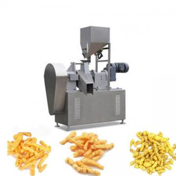 Extruded Fried Crispy Bugles 3D Pellet Snack Machine