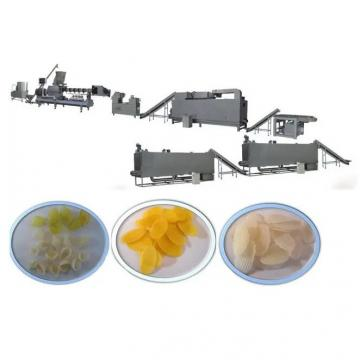 2D & 3D snacks pallet pellet food extruder machine processing line