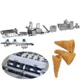 Extruded Fried Snack 3D Flour Bugles Chips Making Machine 50HZ